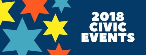 2018 Civic Events